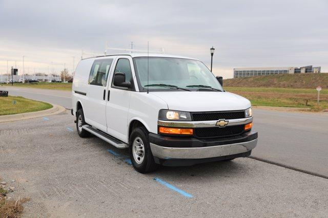 2018 Chevrolet Express 2500 4x2, Empty Cargo Van #CVX00946A - photo 1
