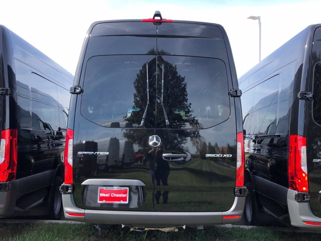 2020 Mercedes-Benz Sprinter 3500XD High Roof DRW 4x2, Empty Cargo Van #CVX00962 - photo 2
