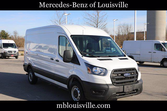 2020 Ford Transit 250 Med Roof 4x2, Empty Cargo Van #UA13137 - photo 1