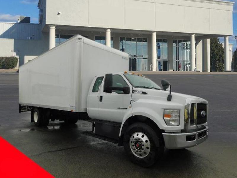 2021 Ford F-650 Super Cab DRW 4x2, Complete Dry Freight #DF08024 - photo 1