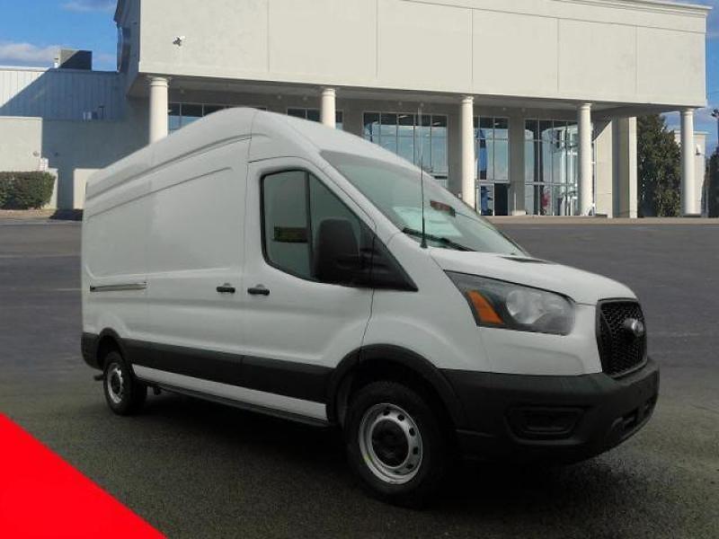 2021 Ford Transit 250 High Roof 4x2, Empty Cargo Van #KA01954 - photo 1