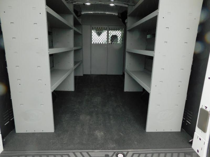 2020 Ford Transit 250 Med Roof 4x2, Kargo Master Upfitted Cargo Van #KB41434 - photo 1