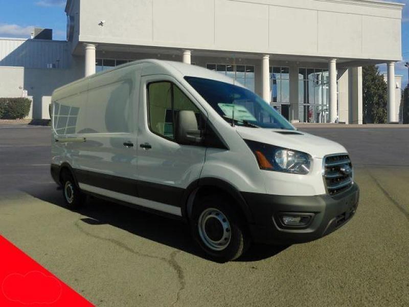 2020 Ford Transit 250 Med Roof 4x2, Empty Cargo Van #KB78795 - photo 1