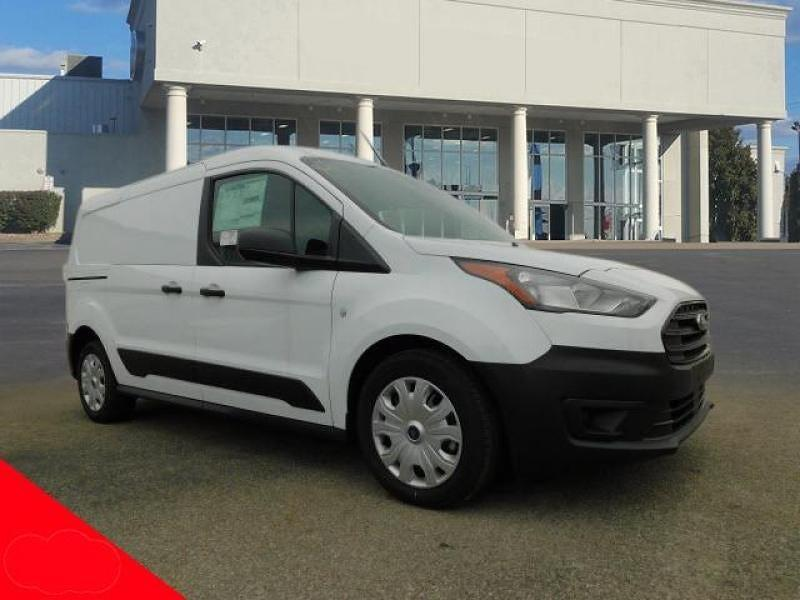 2021 Ford Transit Connect FWD, Empty Cargo Van #S485507 - photo 1