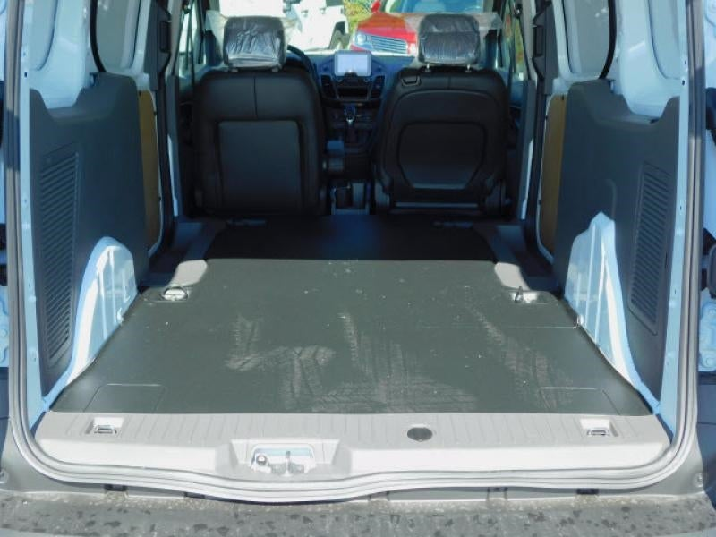 2021 Ford Transit Connect FWD, Empty Cargo Van #S485508 - photo 1
