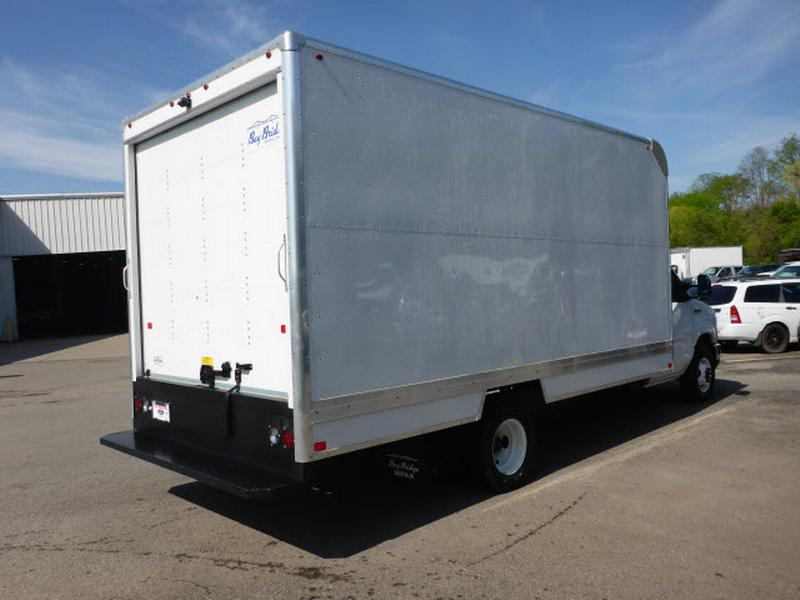 2021 Ford E-350 RWD, Bay Bridge Cutaway Van #SC01807 - photo 1