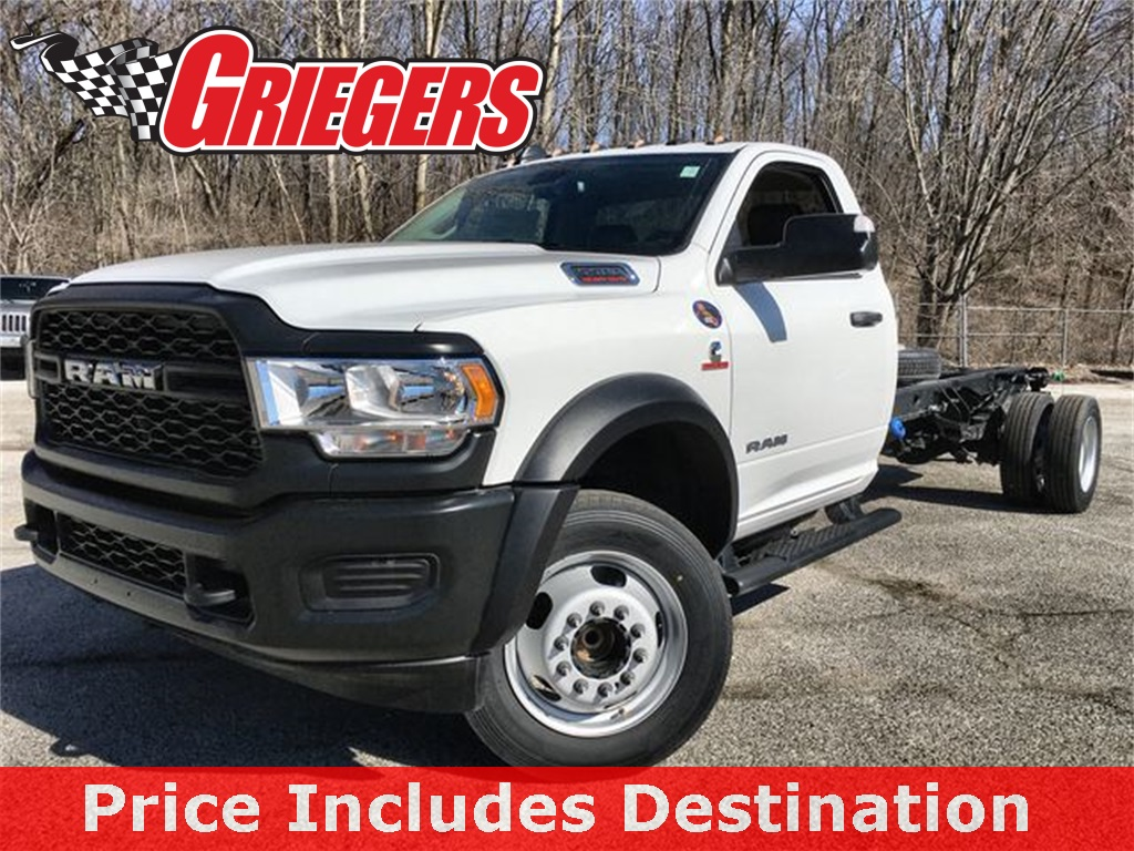 2020 Ram 5500 Regular Cab DRW 4x2, Cab Chassis #2051000 - photo 1