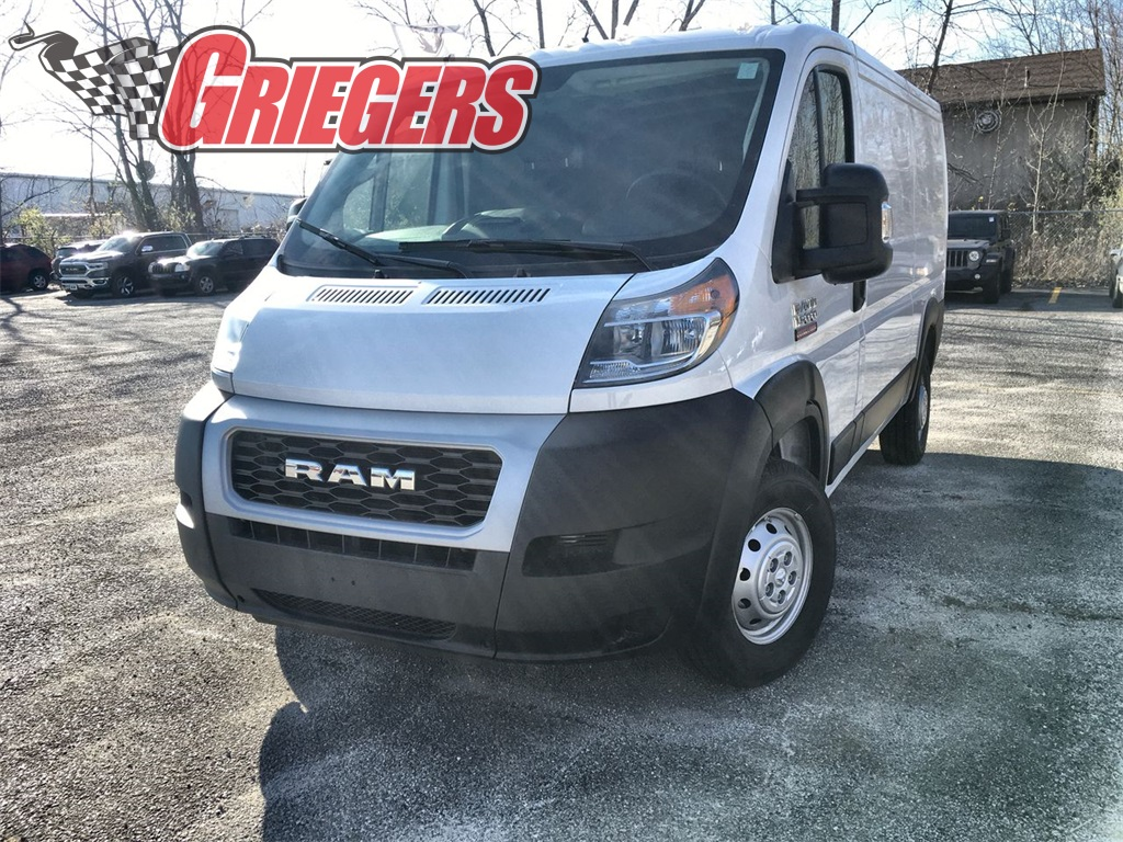 2020 Ram ProMaster 1500 Standard Roof FWD, Empty Cargo Van #2094900 - photo 1