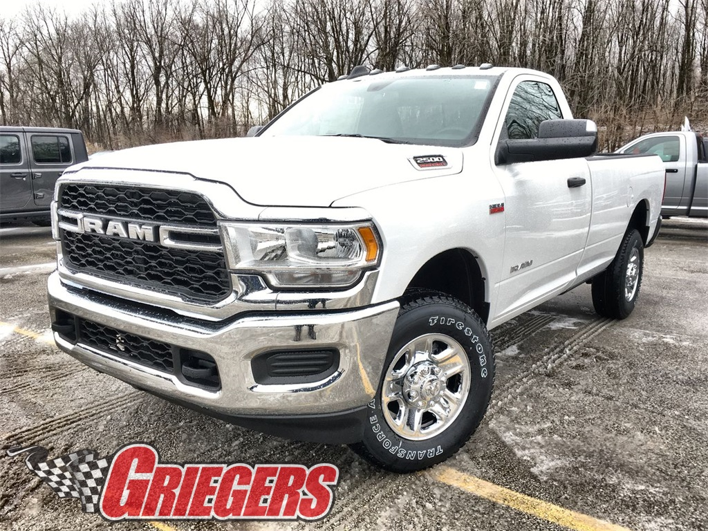 2021 Ram 2500 Regular Cab 4x4, Pickup #M040400 - photo 1