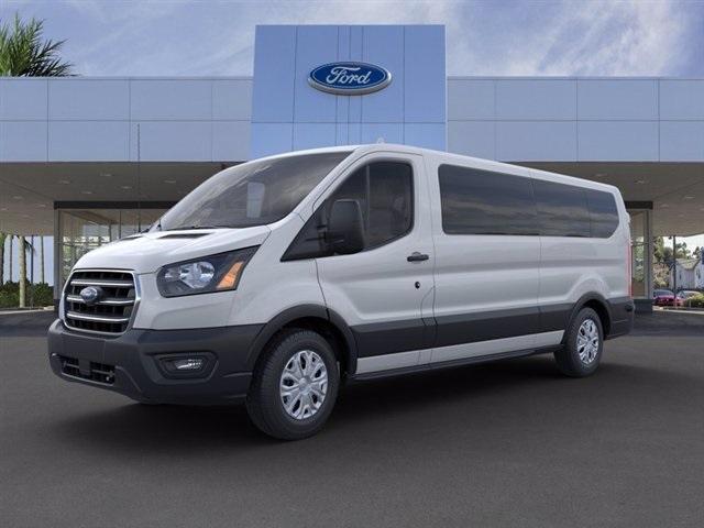 2020 Ford Transit 350 Low Roof 4x2, Passenger Wagon #0LB46389 - photo 1