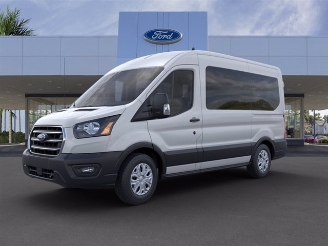 2020 Ford Transit 150 Med Roof 4x2, Passenger Wagon #0LB49315 - photo 1
