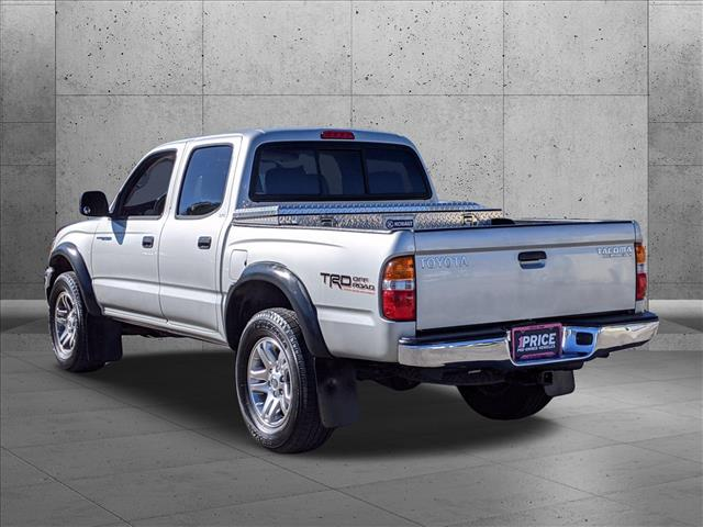 2003 Toyota Tacoma 4x2, Pickup #3Z253573 - photo 2