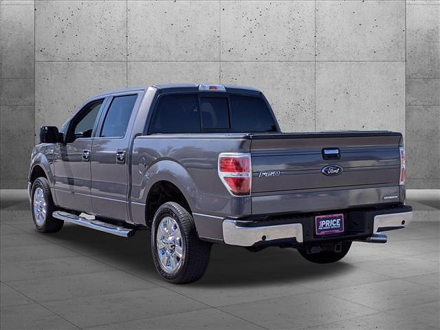 2012 Ford F-150 Super Cab 4x2, Pickup #CKE36158 - photo 1