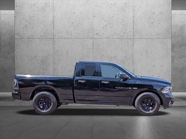 2012 Ram 1500 Quad Cab 4x2, Pickup #CS207601 - photo 4