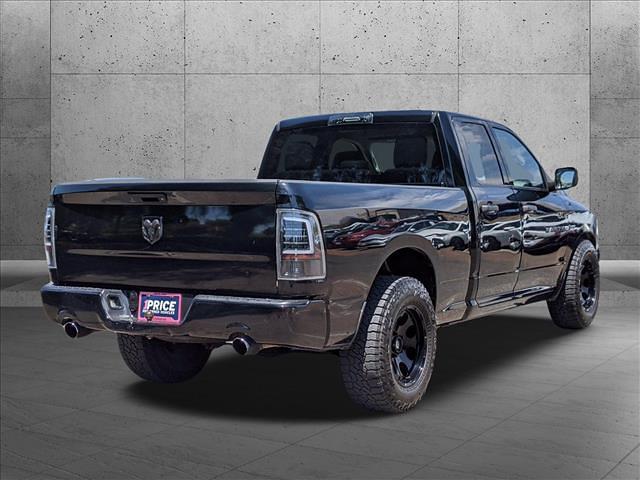 2012 Ram 1500 Quad Cab 4x2, Pickup #CS207601 - photo 5