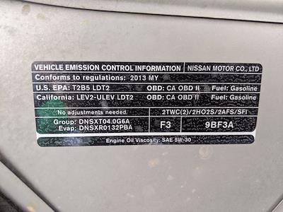 2013 Nissan Frontier Crew Cab 4x2, Pickup #DN756520 - photo 20