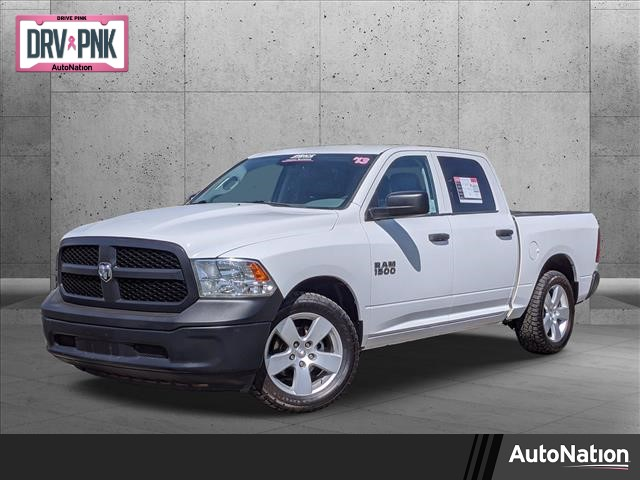 2013 Ram 1500 Crew Cab 4x2, Pickup #DS693052 - photo 1