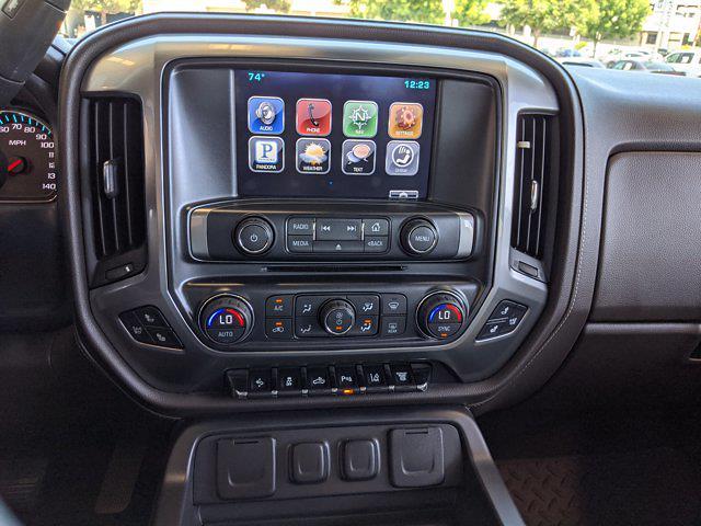 2015 Chevrolet Silverado 2500 Crew Cab 4x4, Pickup #FF619620 - photo 16