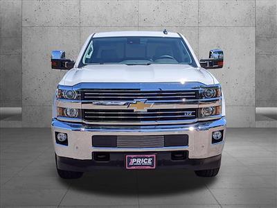 2015 Chevrolet Silverado 2500 Crew Cab 4x4, Pickup #FF619620 - photo 8