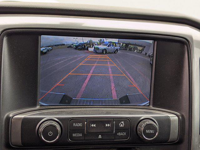 2015 Chevrolet Silverado 1500 Crew Cab 4x4, Pickup #FG143742 - photo 13