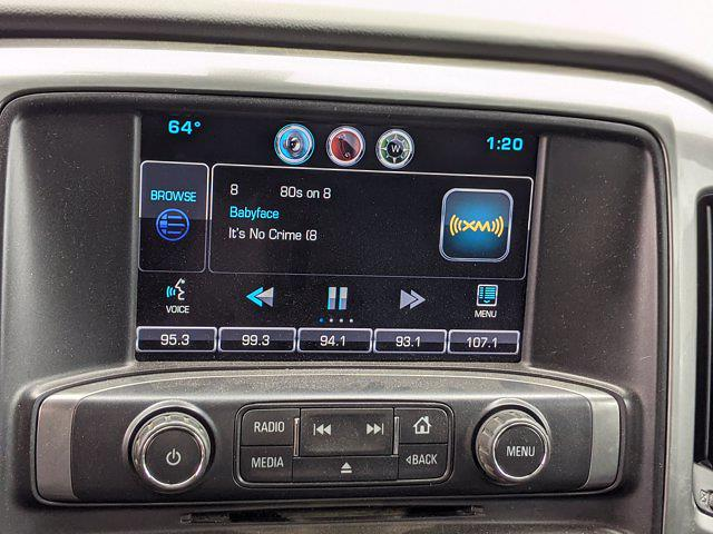 2015 Chevrolet Silverado 1500 Crew Cab 4x4, Pickup #FG143742 - photo 14