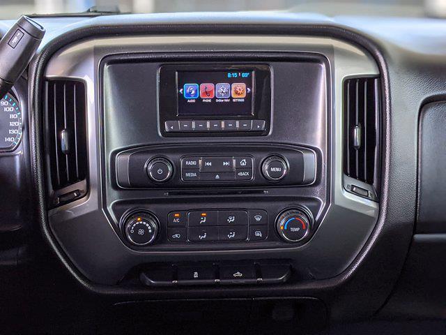 2015 Chevrolet Silverado 1500 Crew Cab 4x2, Pickup #FG150491 - photo 14