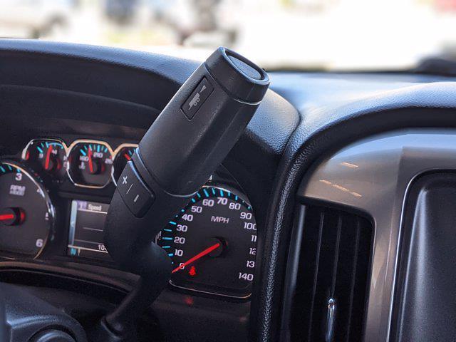 2015 Chevrolet Silverado 1500 Crew Cab 4x4, Pickup #FG166995 - photo 11