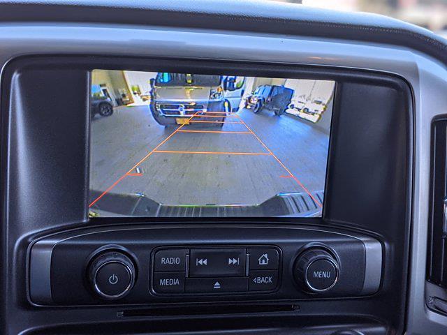 2015 Chevrolet Silverado 1500 Crew Cab 4x4, Pickup #FG166995 - photo 13