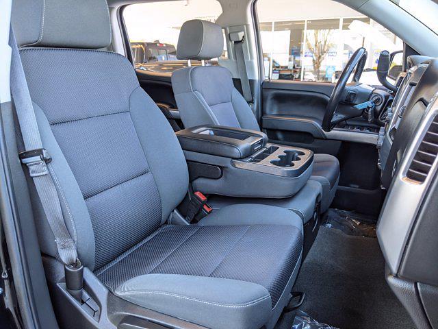 2015 Chevrolet Silverado 1500 Crew Cab 4x4, Pickup #FG166995 - photo 21