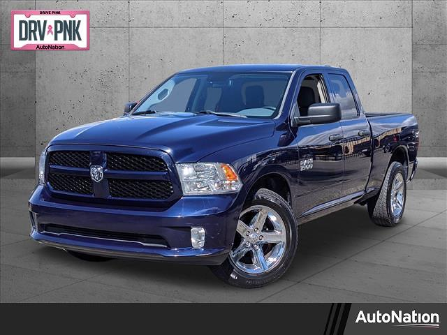 2015 Ram 1500 Quad Cab 4x2, Pickup #FS709676 - photo 1