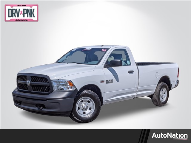 2016 Ram 1500 Regular Cab 4x4, Pickup #GG306264 - photo 1