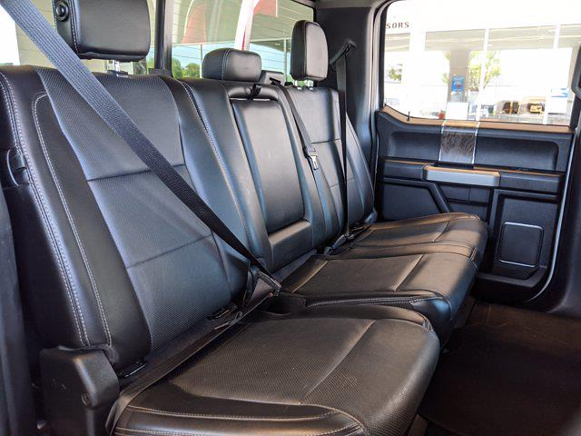 2017 Ford F-350 Crew Cab 4x4, Pickup #HEC31760 - photo 23