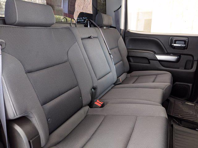 2017 Chevrolet Silverado 1500 Crew Cab 4x2, Pickup #HF191079 - photo 21