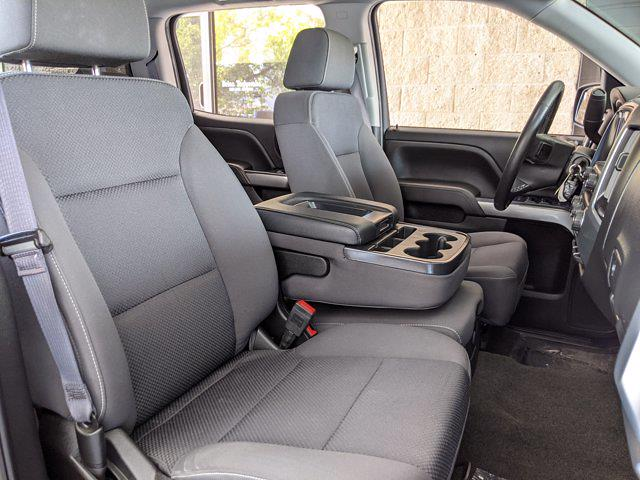 2017 Chevrolet Silverado 1500 Crew Cab 4x2, Pickup #HF191079 - photo 22