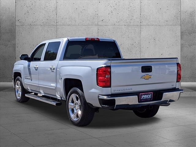 2017 Chevrolet Silverado 1500 Crew Cab 4x2, Pickup #HG120406 - photo 1