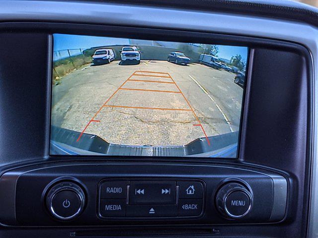 2017 Chevrolet Silverado 1500 Crew Cab 4x4, Pickup #HG122584 - photo 14