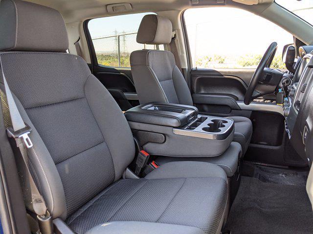 2017 Chevrolet Silverado 1500 Crew Cab 4x4, Pickup #HG122584 - photo 22