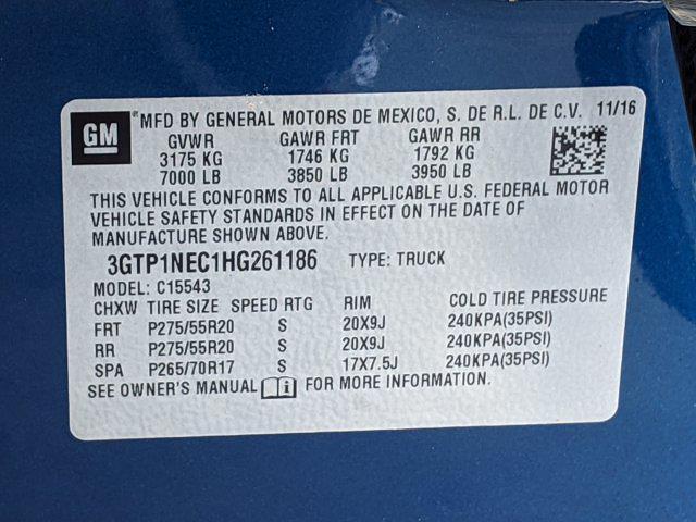 2017 GMC Sierra 1500 Crew Cab 4x2, Pickup #HG261186 - photo 25
