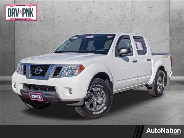 2017 Nissan Frontier Crew Cab 4x2, Pickup #HN718990 - photo 1