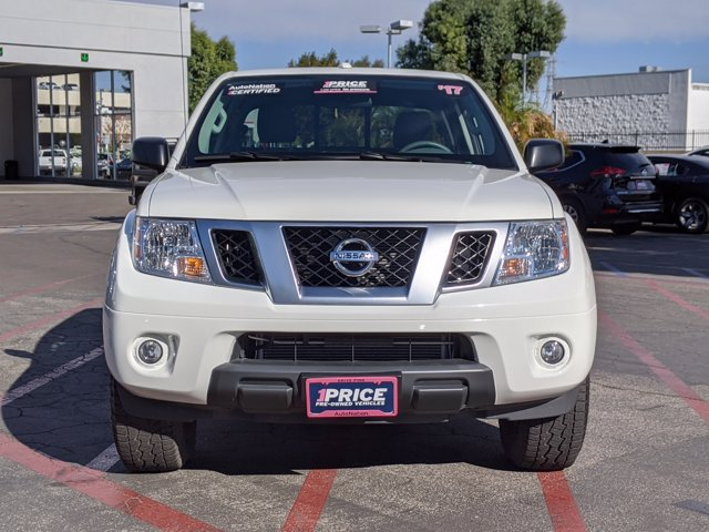 2017 Nissan Frontier Crew Cab 4x2, Pickup #HN718990 - photo 3