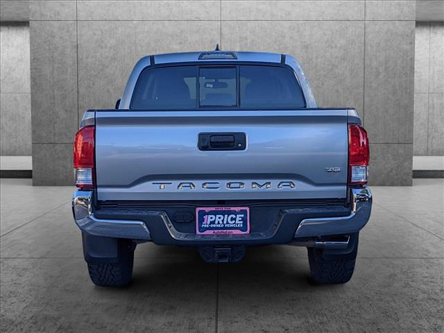 2017 Toyota Tacoma Double Cab 4x2, Pickup #HX021987 - photo 1