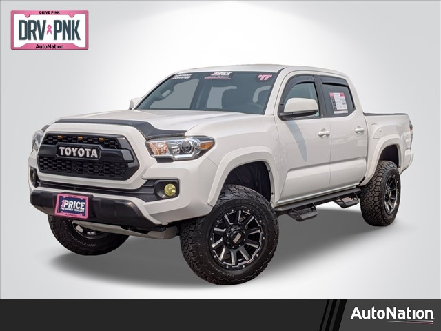2017 Toyota Tacoma Double Cab 4x2, Pickup #HX101148 - photo 1