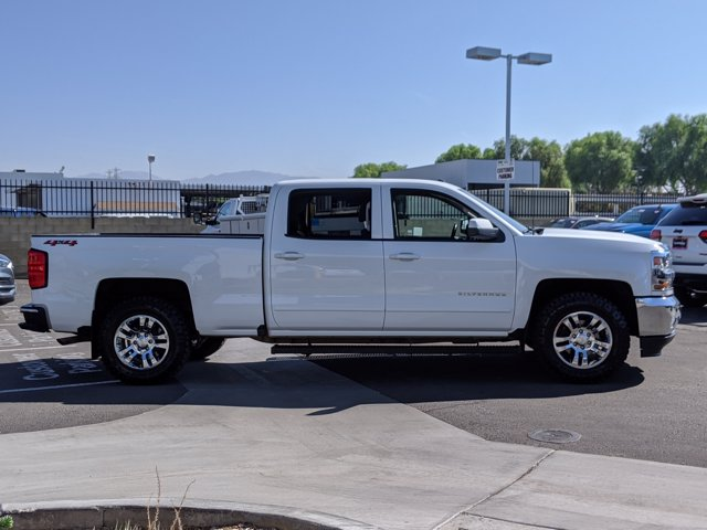 2018 Chevrolet Silverado 1500 Crew Cab 4x4, Pickup #JF233338 - photo 5