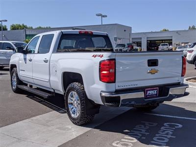2018 Chevrolet Silverado 1500 Crew Cab 4x4, Pickup #JF233338 - photo 2