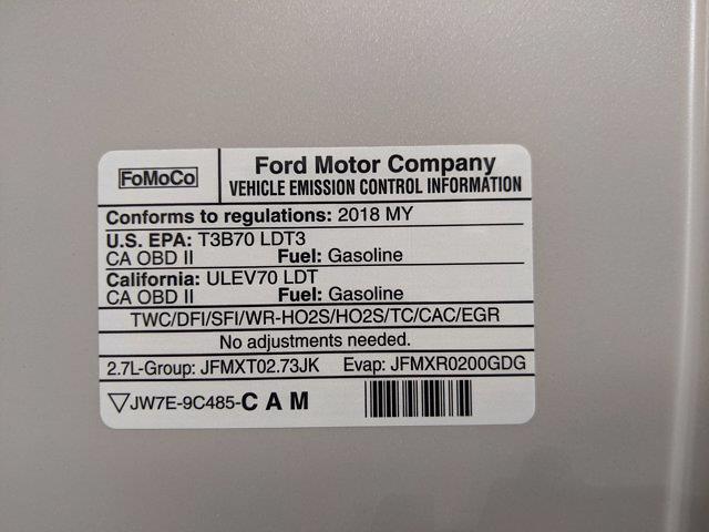 2018 Ford F-150 Super Cab 4x2, Pickup #JFA32119 - photo 21