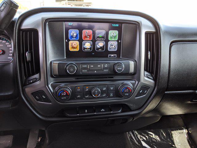 2018 Chevrolet Silverado 1500 Crew Cab 4x2, Pickup #JG386065 - photo 16