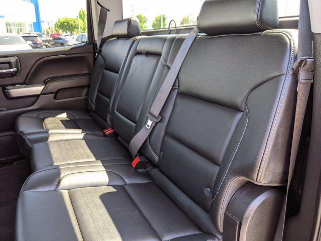 2018 Chevrolet Silverado 1500 Crew Cab 4x2, Pickup #JG386065 - photo 20
