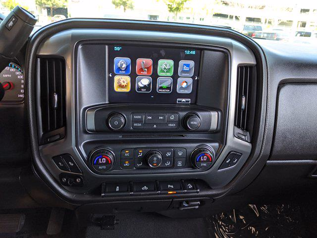 2018 Chevrolet Silverado 1500 Crew Cab 4x4, Pickup #JG627584 - photo 16