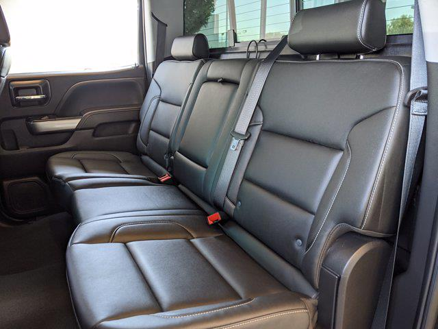 2018 Chevrolet Silverado 1500 Crew Cab 4x4, Pickup #JG627584 - photo 19