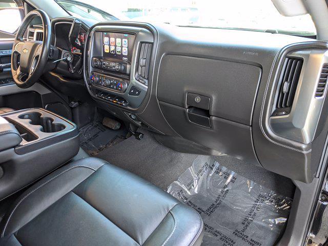 2018 Chevrolet Silverado 1500 Crew Cab 4x4, Pickup #JG627584 - photo 22